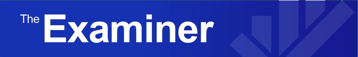 The Examiner Newsletter Header